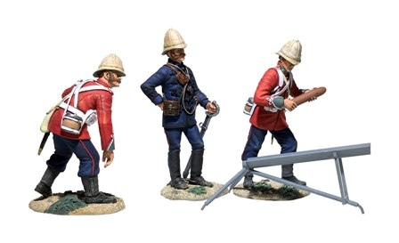 W.Britain - Zulu War Collection
