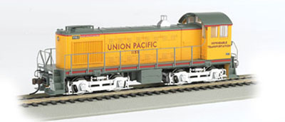 Bachmann USA - DCC & Sound Equipped Locomotives