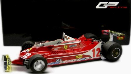 GP Replicas - 1:12 Scale