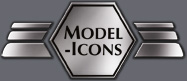 Model-Icons - 1:18 Scale
